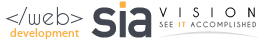 SIA Vision - webdesign, programming, SEO